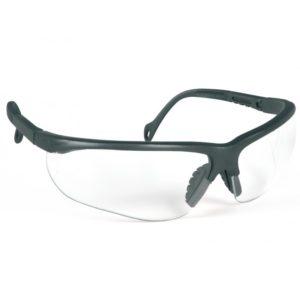 EVA Shark Schutzbrille farblos
