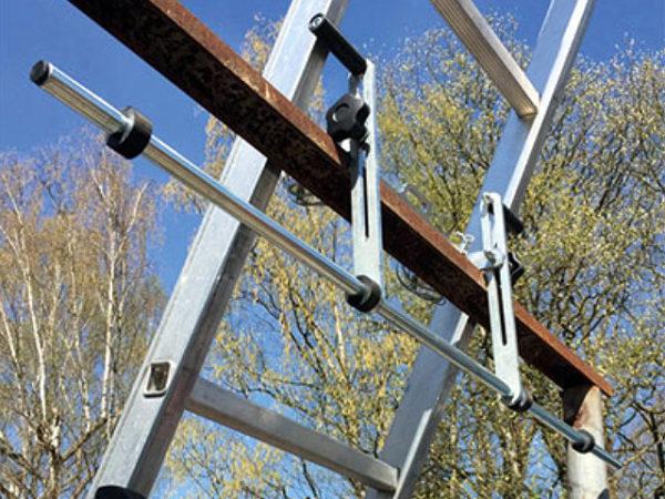 Leiternkopfsicherung